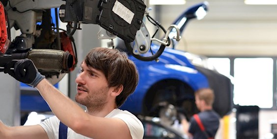 Karosseriebautechniker